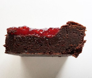 The Raspberry Brownie – serves 10