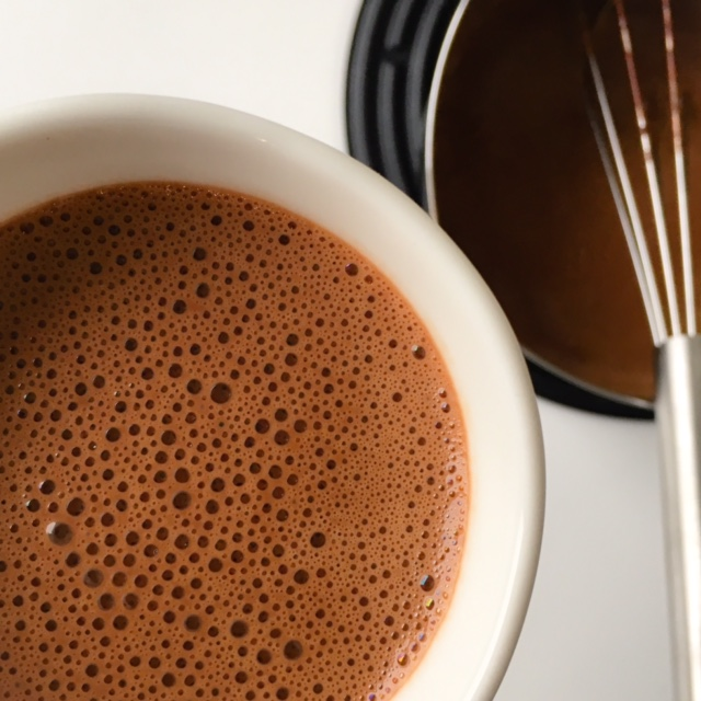 Hot Chocolate 3 Ways
