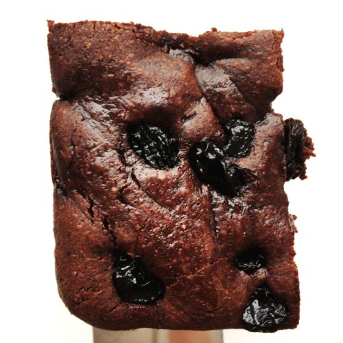 Gin Soaked Cherry Brownies – serves 10
