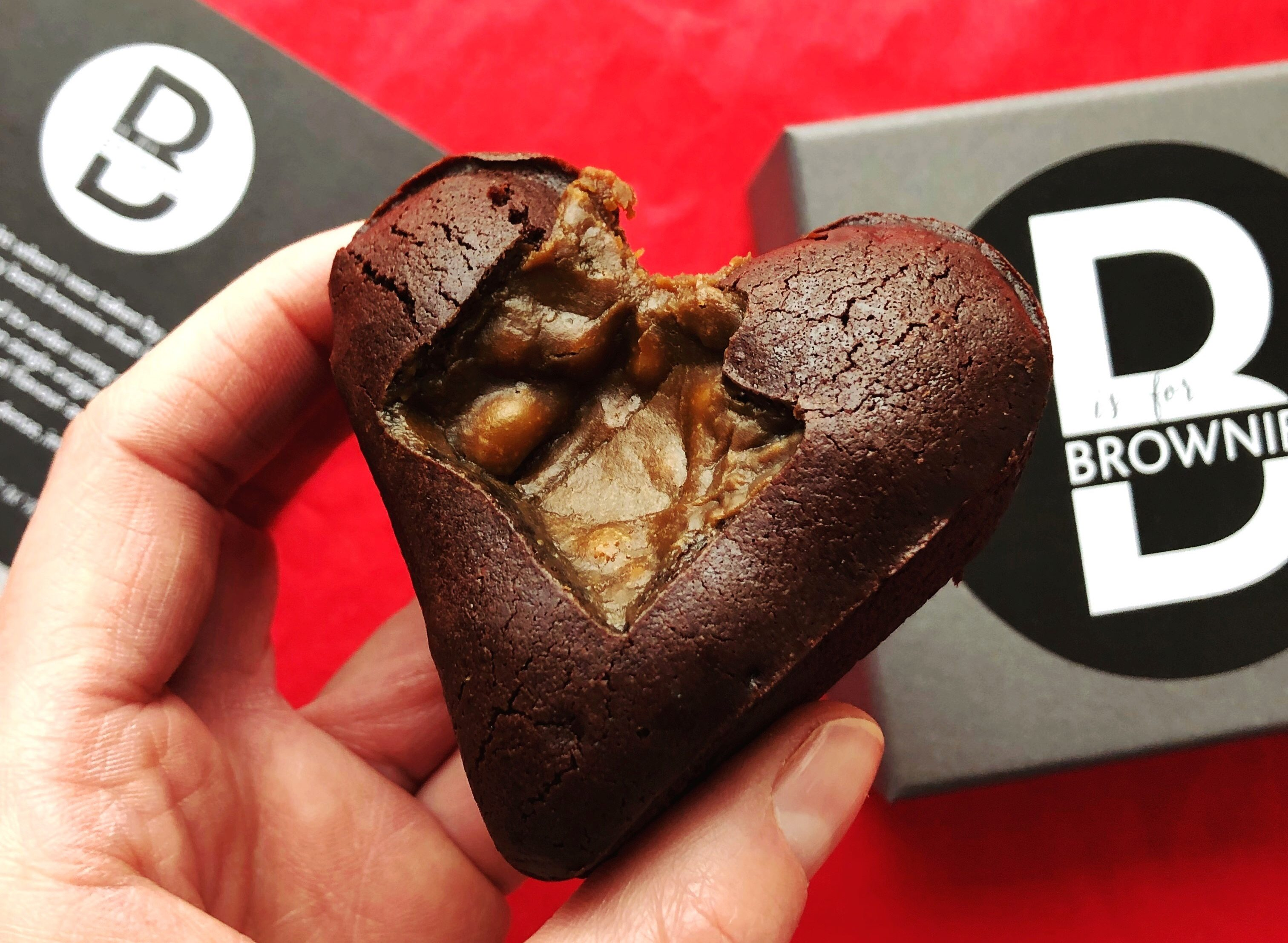 Fudge Love Sharing Heart 105g