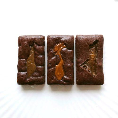 Brownie Bar Trio – (serves 3)