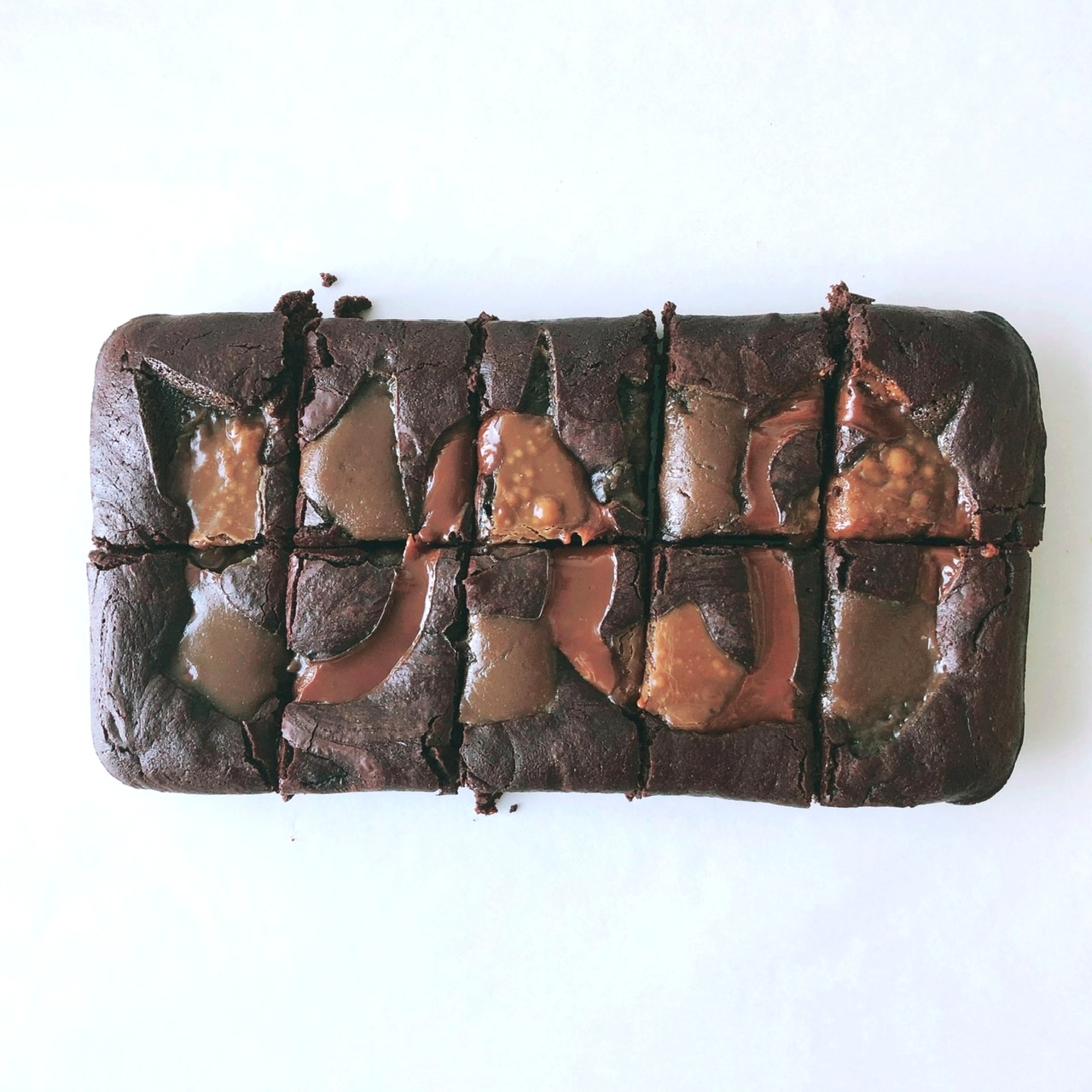 BFD Chocolate Brownies- serves 10